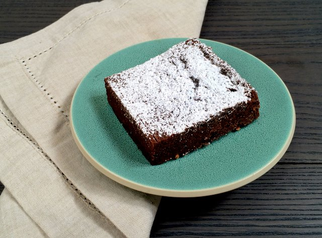 Macrina Brownie by Macrina Bakery