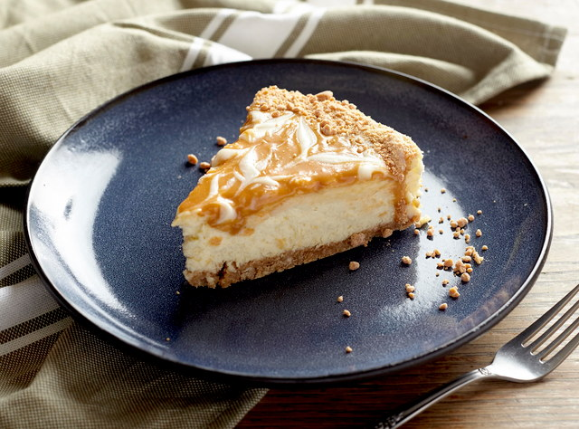 Butterscotch Cheesecake by Chef Jasmin Bell