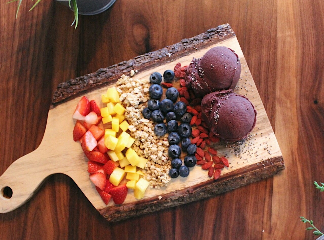 Build Your Own Acai Bowls by Chef Scott Alderson