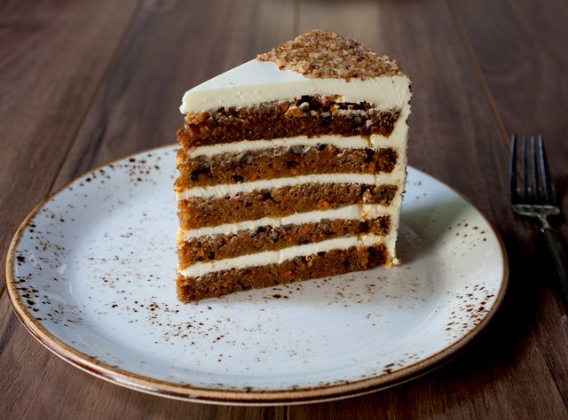 Carrot Cake by Chef Jason Wilson