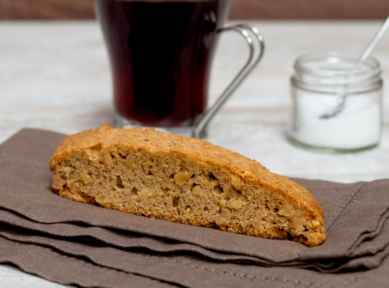 Walnut Anise Biscotti by Macrina Bakery