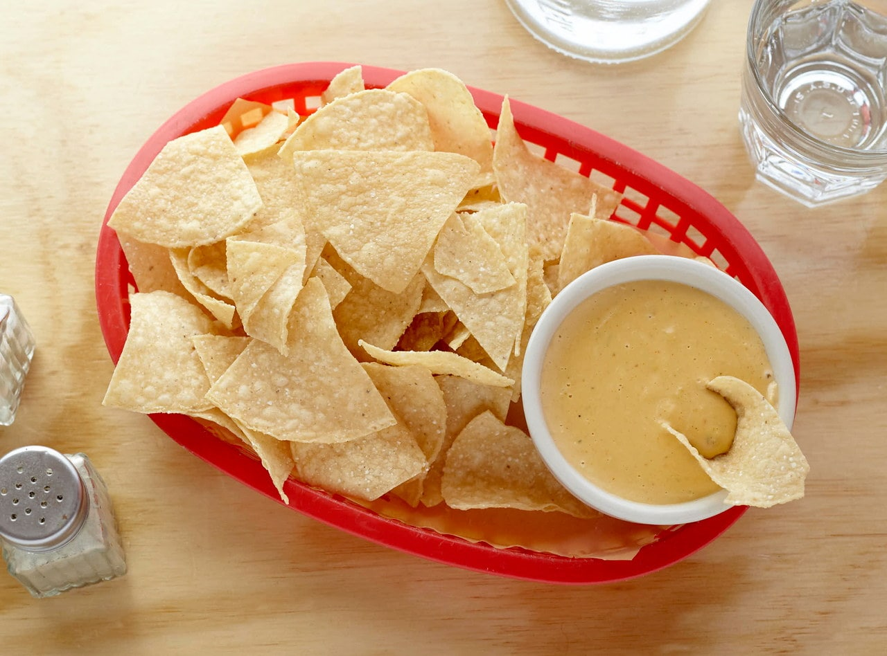 Chips and Queso by Chef Jack Timmons