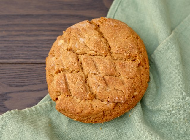 Mini Old-Fashioned Peanut Butter Cookie by Macrina Bakery